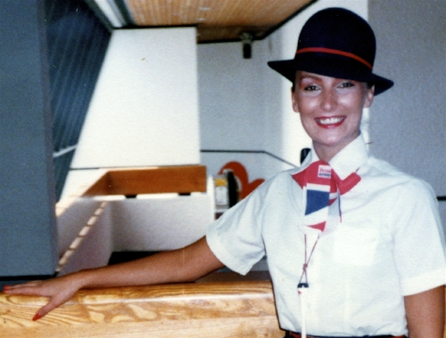 I worked for BA from 1984 till 1990. When I joined they still had this classic style uniform